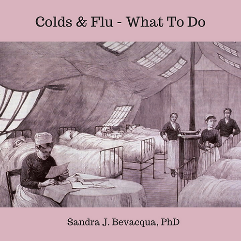 Colds & Flu: What To Do