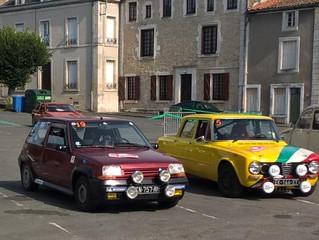 Ronde de Chambrille :                          Grosse chaleur aussi en régularité !