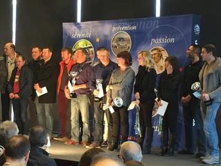 A.C.O. remise des Trophées 2015