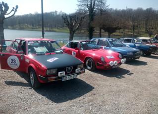 Rallye Historique de la Porcelaine : Razzia de l'Ecurie 41 !