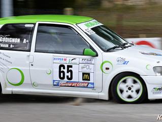 Rallye moderne : Vienne et Glane