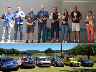 6 équipages de l'Ecurie 41 au 12ème Rallye des Mille Sources...