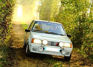Rallye du Layon: Damien et Mattéo Bonnamy sur le podium...