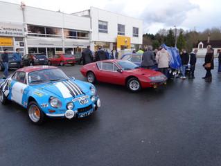 """Rallye """"parcours secret"""": une réussite parfaite"""