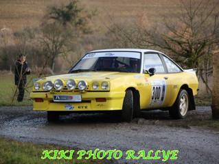 Rallye de la Vienne : les VHRS de l'Ecurie 41 à l'honneur.