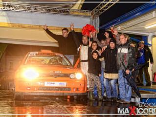 Finale de la Coupe de France des Rallyes, retour de SAMMER