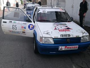 Rallye du Pays de Saint Yrieix: Jean Claude Pélerin et Kevin Papuchon: la classe pour la 7ème fois