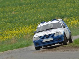 Coup double familial au Rallye Autocourse de Bléré