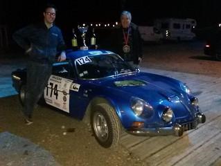 Rallye : fin de saison au médoc