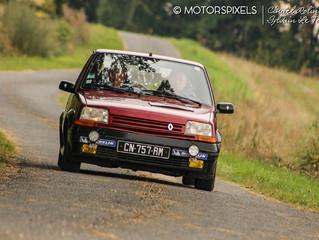 Rallye Historique du Poitou - Week-end victorieuX