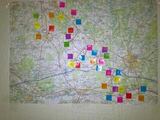 Une balade cartographique réussie