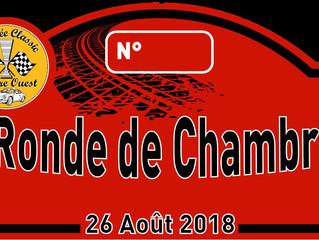 """Xavier Cousin et """"Titi"""" Granger à la 6éme Ronde de Chambrille..."""
