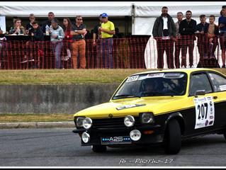 Bossay-Duquesne gagnent au Rallye VHR du Maine Saosnois!