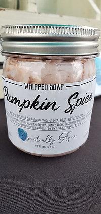 Pumpkin Whipped Soap