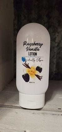 Raspberry Vanilla Lotion