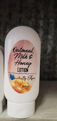 Oatmeal, Milk & Honey Lotion
