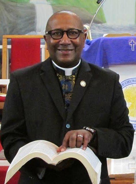 Bishop E.M. Barron