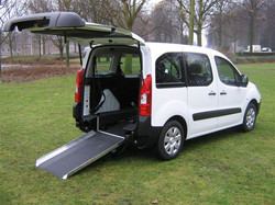 Berlingo Multispace Mobility