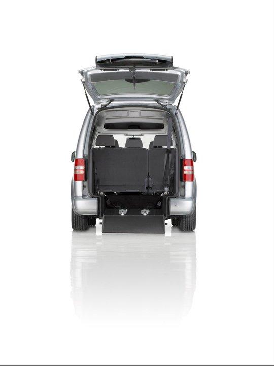 Caddy Maxi Mobility 5L+1CR