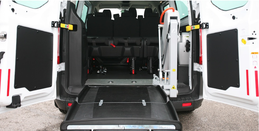 Ford Tourneo Custom Mobility L2