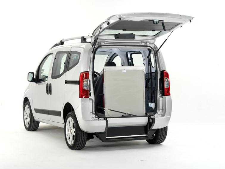 Fiat Qubo Mobility