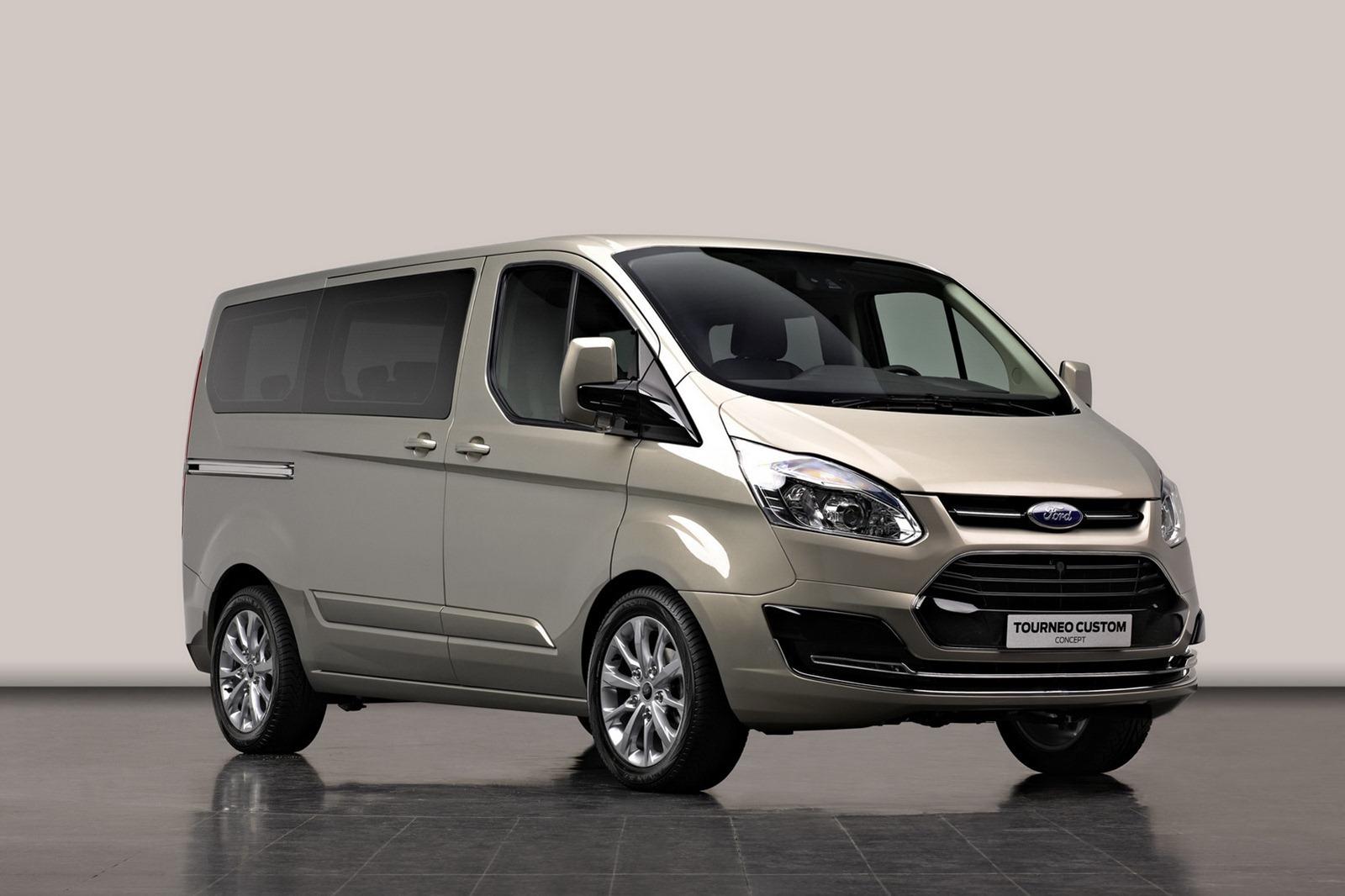Ford Tourneo Custom Mobility L2