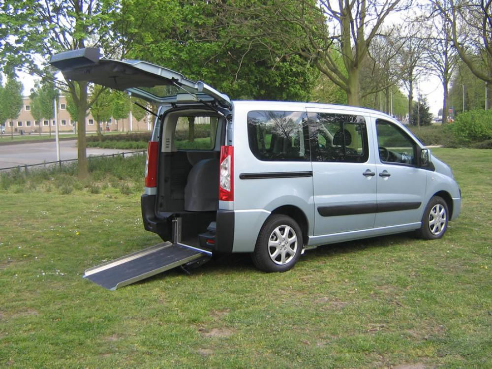 Peugeot Expert Tepee TMR