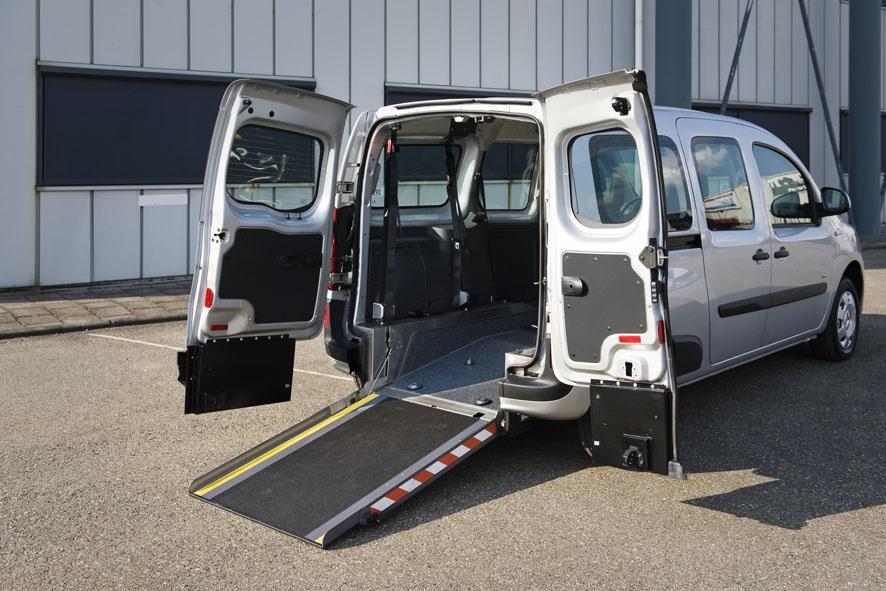 Grand Kangoo Mobility