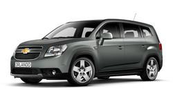 Chevrolet Orlando Back Tour