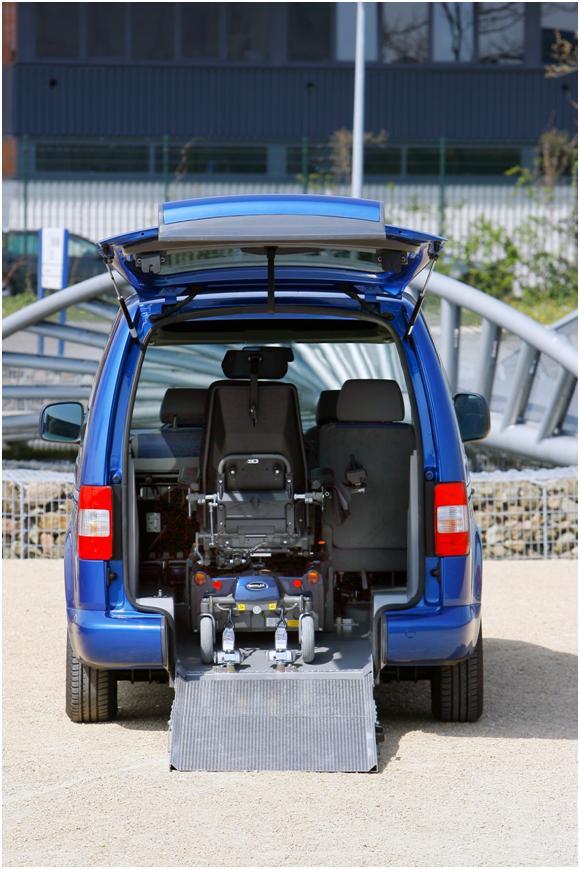 Caddy Mobility 5 ou 3L+1 CR