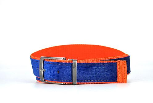 Dark blue & Orange