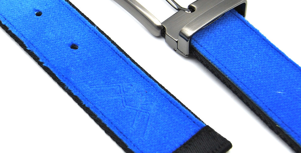 Electric blue matte & Black ECO