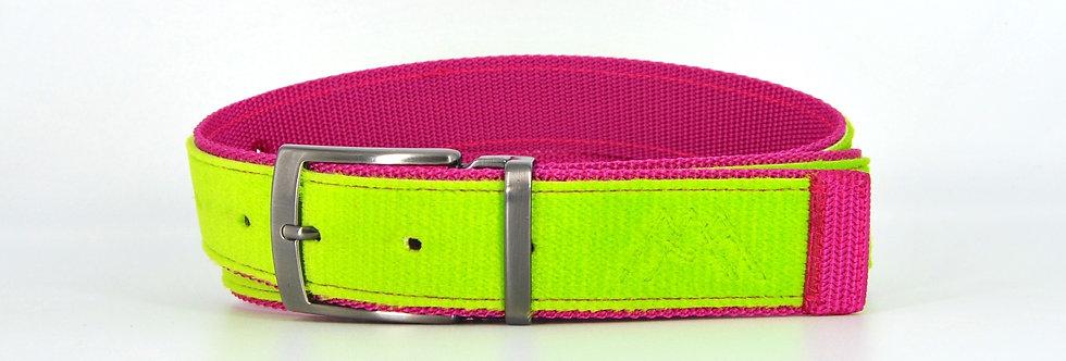 Acid green & Pink