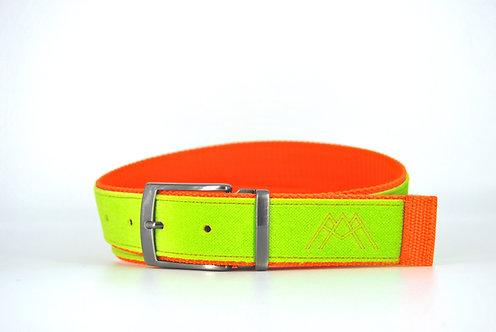 Acid green & Orange