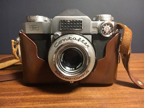 Vintage Zeiss Ikon Contaflex camera