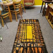 Axminster rya wool rug