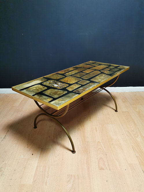 Denmoor furniture of London coffee table