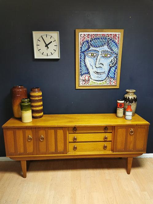 Danish style mid century sideboard