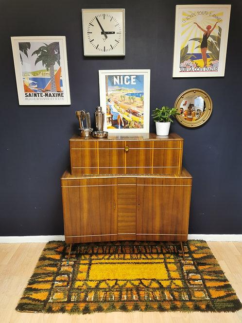 Mid century cocktail cabinet by Sureline