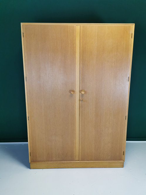 Meredew light oak wardrobe