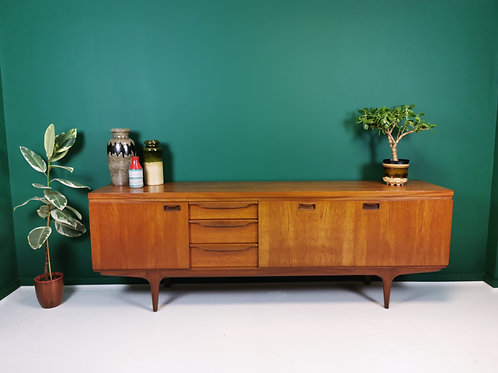 Greaves and Thomas teak and afromisia sideboard