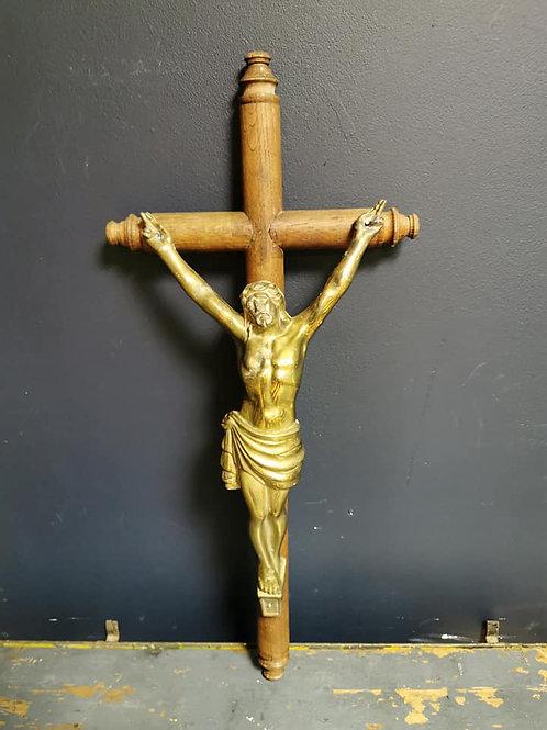 French church crucifix