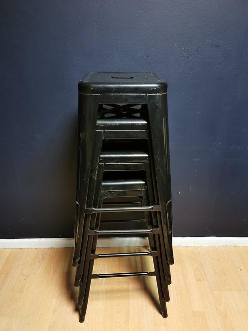 Black tolix stools