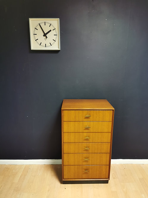 Greaves & Thomas 6 drawer chest
