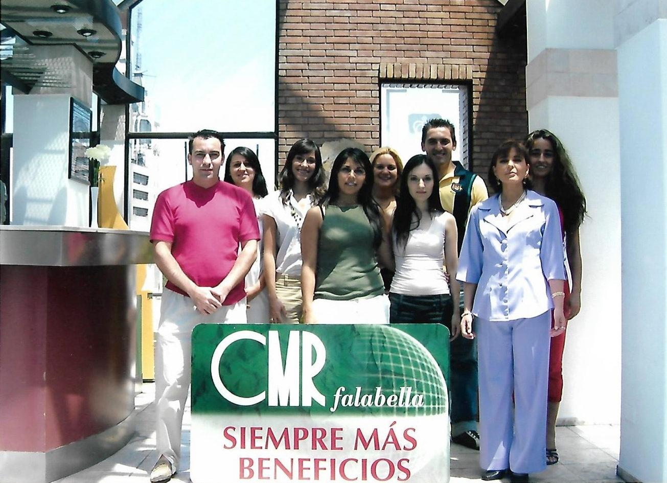 Seminario Vivencial Falabella CMR  2006