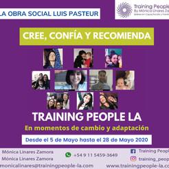 Seminario Intensivo, La Obra Social Luis Pasteur 2020
