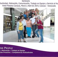 Seminario Hotel Pestana Caracas Venezuela 2014