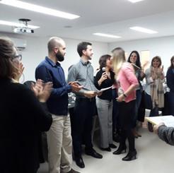 """Seminario Vivencial. """"Liderazgo Transformacional"""" Obra Social Luis Pasteur 7, 8, 14, 15 y 23 de Agosto2018"""