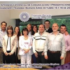 Seminario Vivencial. Transener/Transba 2015