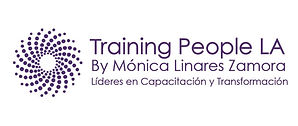 Logo Training People LA century gotic.jp